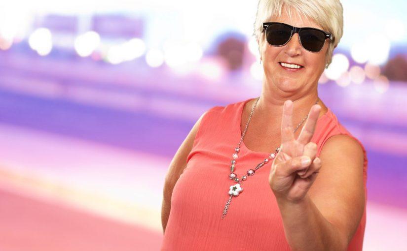 Giv din svigermor et par flotte og smarte solbriller i fødselsdagsgave